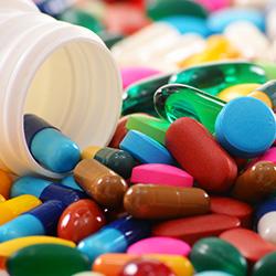 Análisis de materias primas farmacéuticas