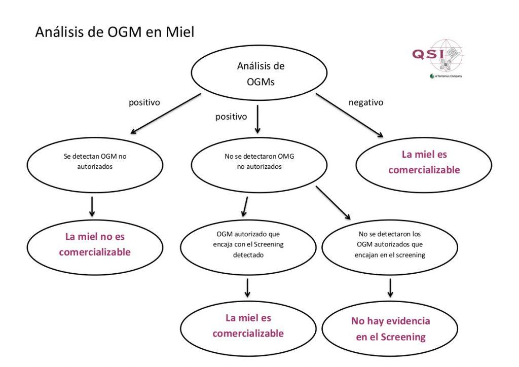Análisis de OGM en Miel